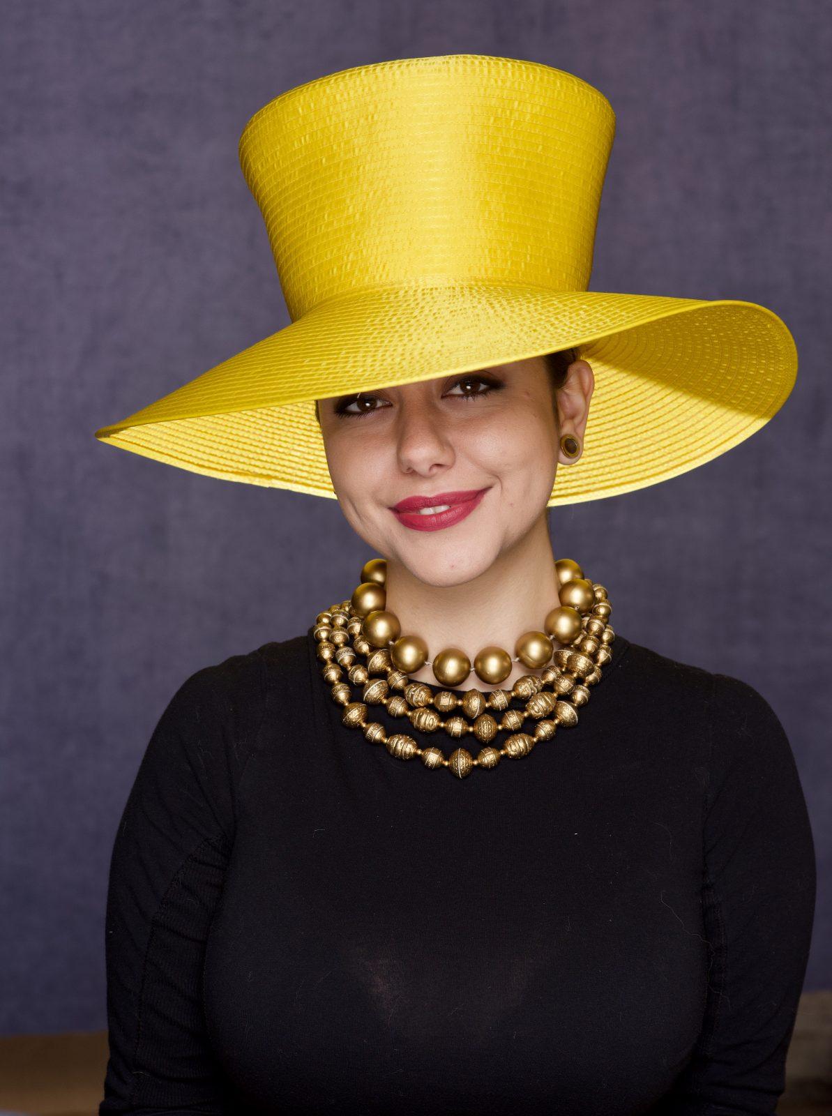 Untrimmed Hats